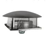 BACF Yatay atışlı aksiyel çatı fanı