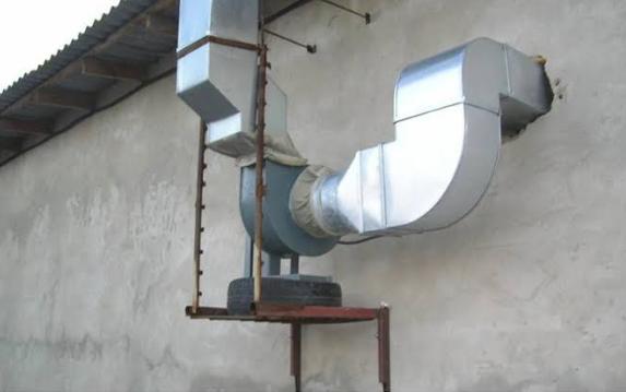 endüstriyel mutfak havalandırma kanalı