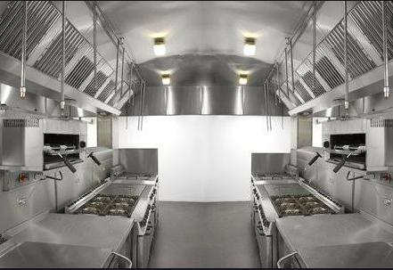 endüstriyel mutfak havalandırması