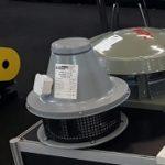 filtreli havalandırma baca şapkası