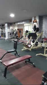 spor salonu iklimlendirme